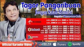 Gambar cover Tagor Pangaribuan - Jangan Salah Menilai (Official Karaoke Video)