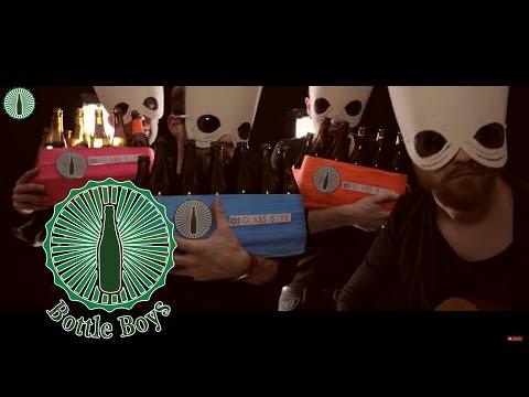 Bottle Boys - Star Wars Cantina Band on Bottles