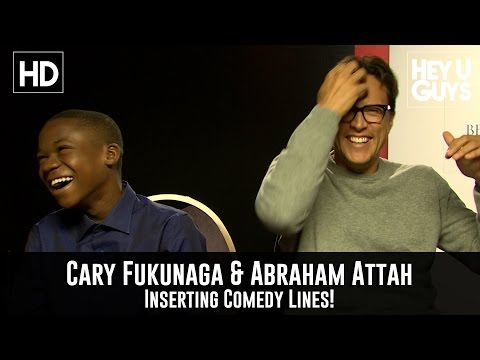 Cary Fukunaga Convinces Abraham Attah to Shoehorn a Sentence During