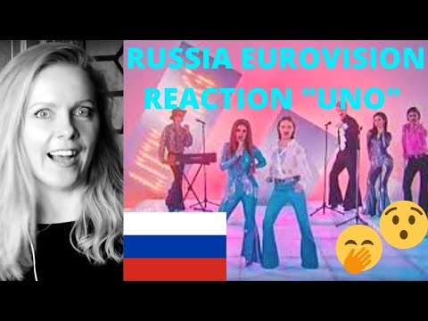 LITHUANIAN REACTION TO RUSSIA EUROVISION 2020 | LITTLE BIG - UNO | Реакция