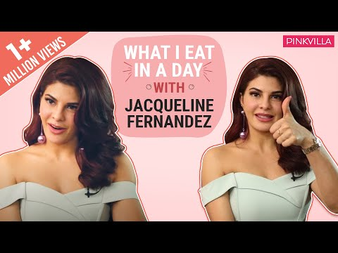 Jacqueline Fernandez: What I eat in a day | S01E10 | Bollywood | Pinkvilla | Fashion