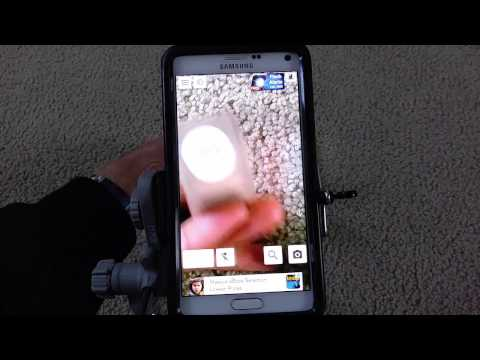 Best Android & Apple IOS Magnifing Reading Glass + Flashlight App Tutorial 2017