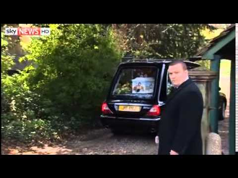 Peaches Geldof Funeral Attended By Stars