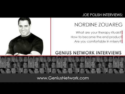 Nordine Zouareg:  Genius Network Interviews