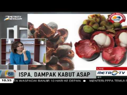 Cegah ISPA Dengan Konsumsi Makanan Yang Mengandung Antioksidan