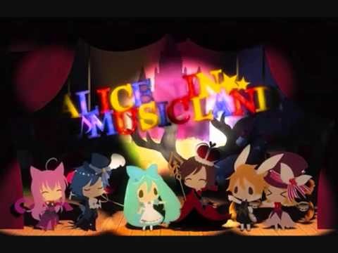 『Len and Luka』TBOE - Alice In Musicland English Auditions