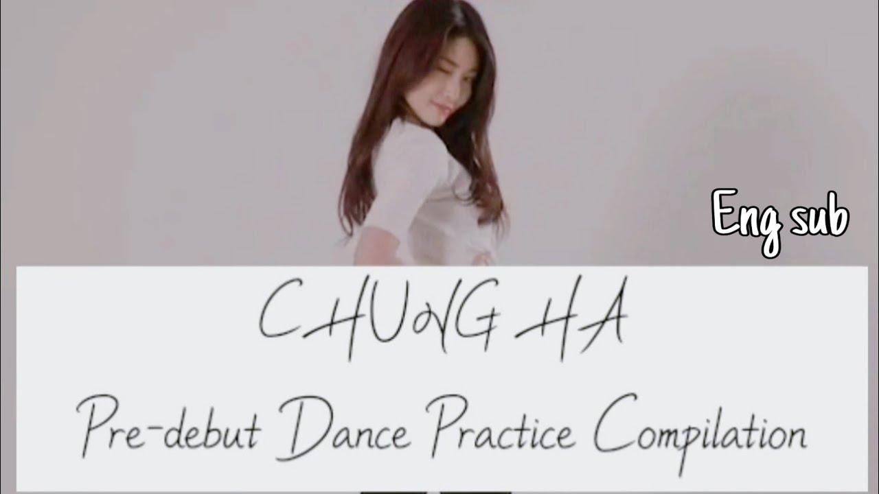 [청하] 데뷔전 댄스학원 넘버원 수강생 모먼트 모음 (ChungHa)