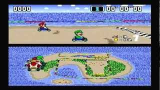 Super Mario Kart Pro Edition (150cc) - Special Cup