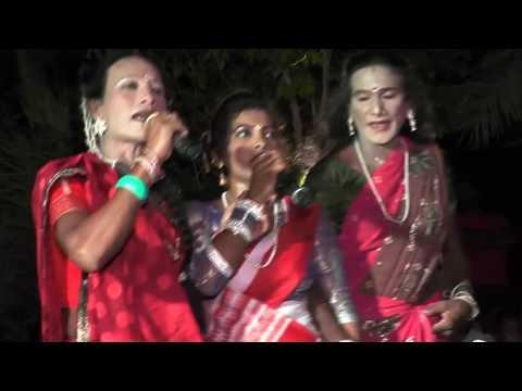 SANTHALI VIDEO LABHRI JHABRI COMEDY {2017}...