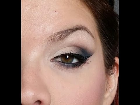 [ Tuto maquillage yeux n°4 ] Oeil de chat smokey