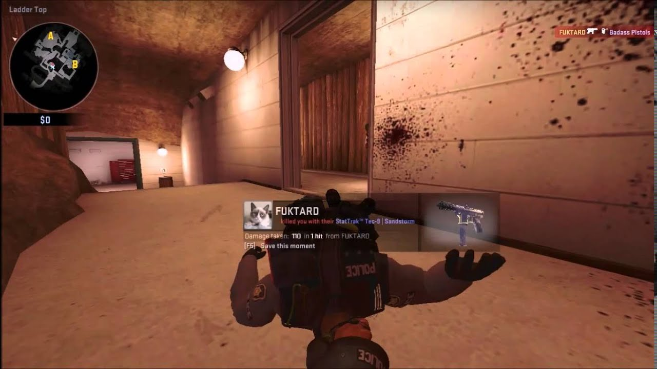 ALW1 vs BP: First Encounter (CS:GO)   Ninja Kiwi Videos