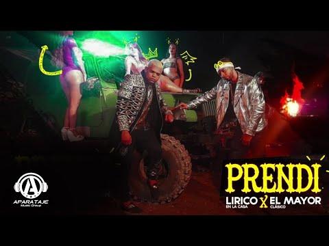 El Mayor Clasico ❌ Lirico En La Casa - Prendi [Official Audio]