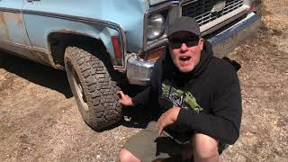 Tire Review: Dick Cepek Fun Country