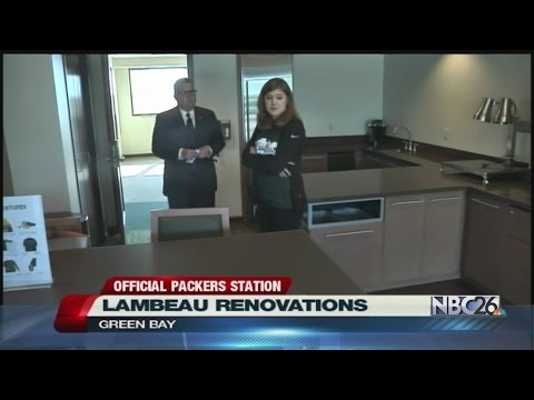 Lambeau Field Suites and Club Level Seating Undergoing Renovations