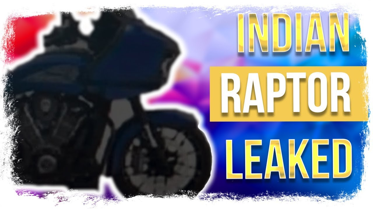 Motorcycle LEAK - 2020 Indian RAPTOR with water cooled engine