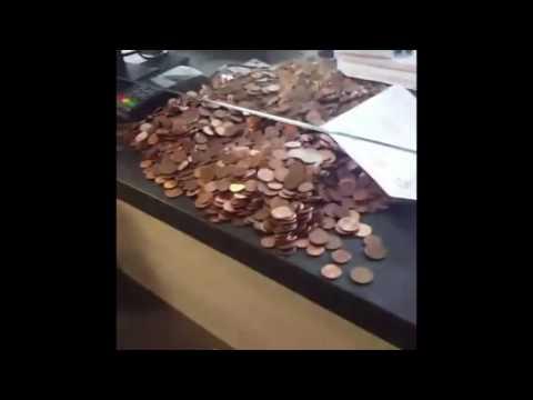 Payer amende en centimes