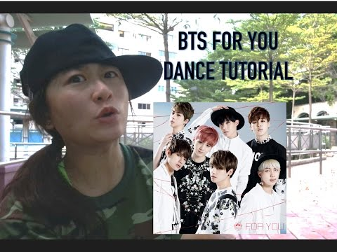 BTS - FOR YOU Dance Tutorial | FULL Mirrored [Charissahoo]