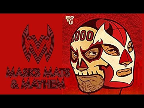 Masks, Mats & Mayhem Episode 59 - Matt Wallace, plus Mania, Lucha Underground & More!