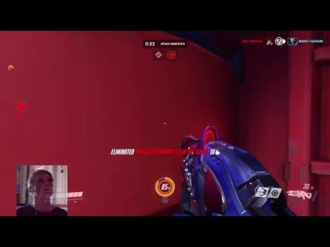 Pop Went The Weasel|Overwatch Gameplay