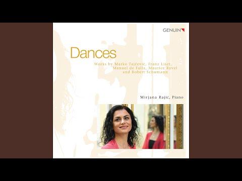 7 Balkan Dances (Version for Piano) : No. 3, Vivo