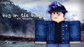 Alec Benjamin - Boy In The Bubble (Roblox music video)