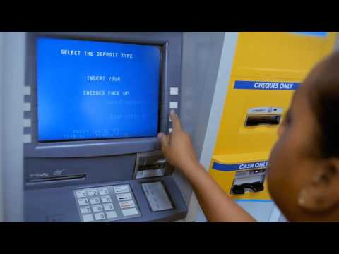 Live By Jn Cheque Deposit Youtube