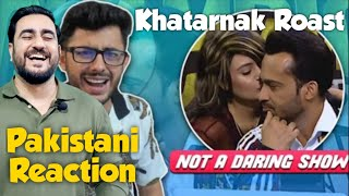Pakistani Reacts to Not A Daring Show Ft. Wakar Zaqa | Carryminati