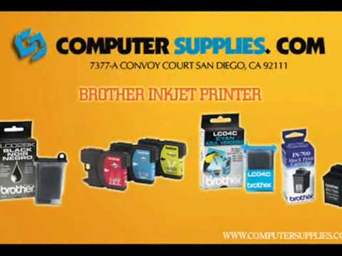 Computer and Office Supplies Store - Printer Cartridges Supplies