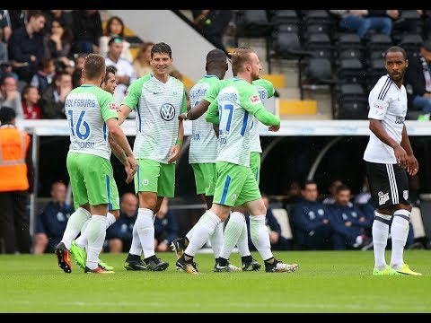 Highlights | FC Fulham - VfL Wolfsburg