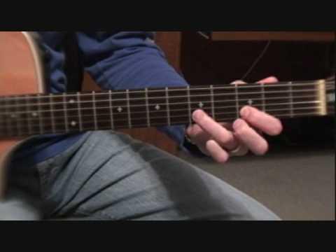 Tequila Sunrise Chords Guitar Solo Strum Pattern 2