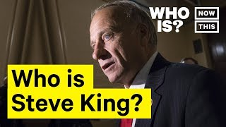 Who Is Steve King? Narrated by Nore Davis | NowThis