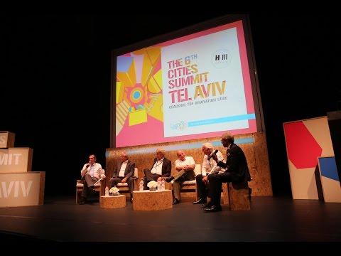Promo: Tel Aviv Cities Summit 2016