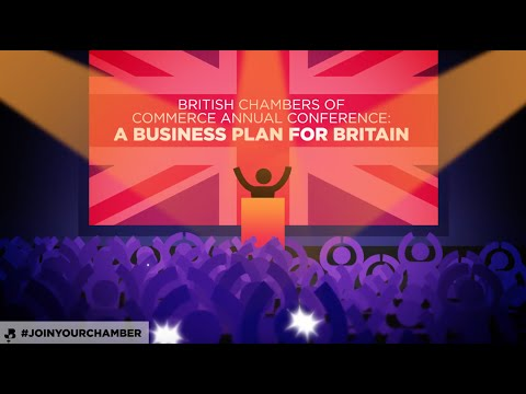 BCC Business Manifesto: 'A Business Plan for Britain'