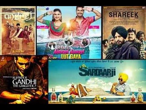 Highest Grossing Punjabi Movies TOP 7