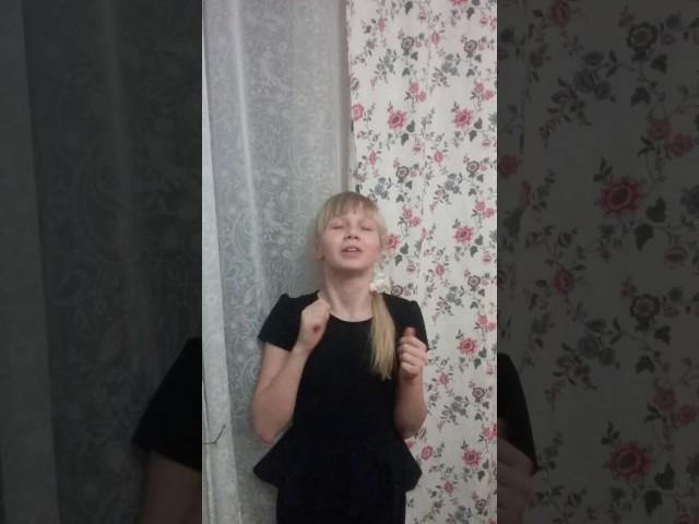 Изображение предпросмотра прочтения – ДарьяСевостьянова читает произведение «Лист зеленеет молодой» Ф.И.Тютчева