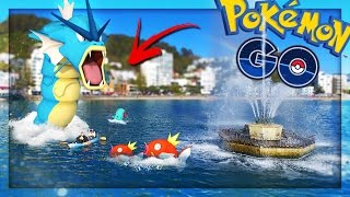 POKEMON GO WORLDS HARDEST GYM!