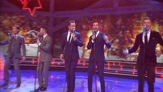 Overtones - Winter Wonderland & Sleigh Ride 2013