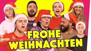 Wir singen Weihnachtslieder   BUBBLES mit Coldmirror, Simon Will, Nihan & Tayfun, Annikazion..
