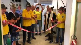 Torna alle modificheSan Pancrazio, Alpini inaugurano il magazzino 2/2