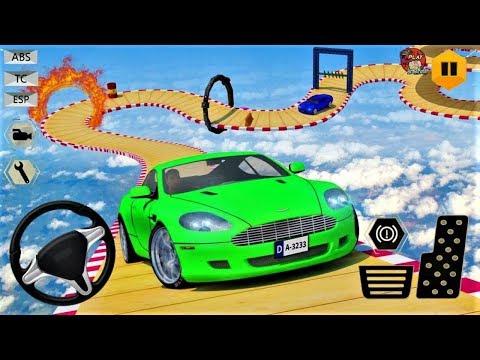 Araba Oyunları - Challenging Car Track - Direksiyonlu Araba Oyunları