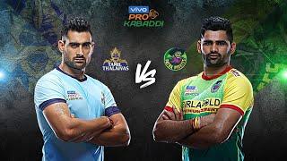 Pro Kabaddi 2019 Highlights | Tamil Thalaivas Vs Patna Pirates | Hindi M16