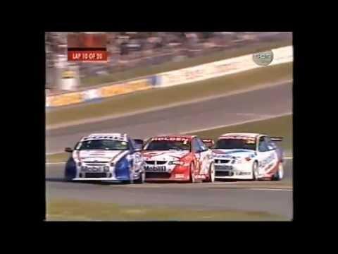 V8 Supercars 2001 Season | Round 6: Barbagallo