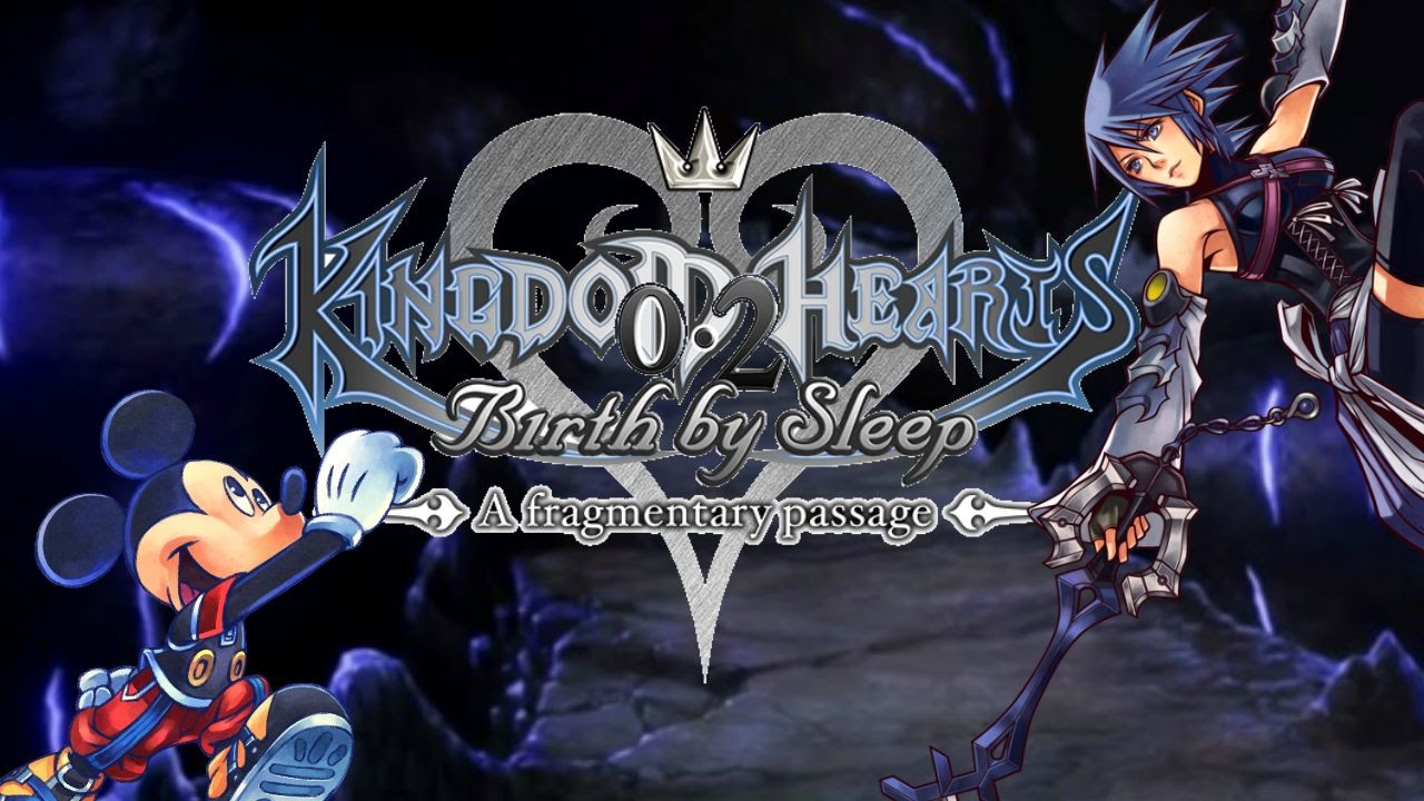 Image result for kingdom hearts 0.2