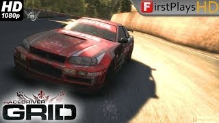Race Driver: Grid - PC Gameplay 1080p