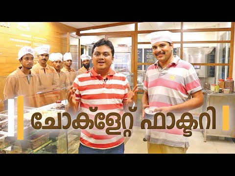 Chocolate Factory Visit in Munnar - How to Make Home Made Chocolates? Chocolate Recipe