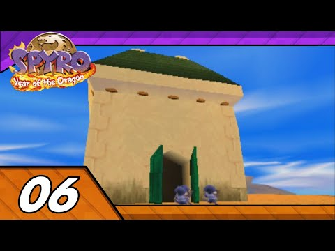 Spyro: Year of the Dragon #6- Technical Problem and Horrible Seals