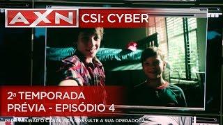 AXN | CSI: Cyber - 2ª Temporada - Prévia - Episódio 4