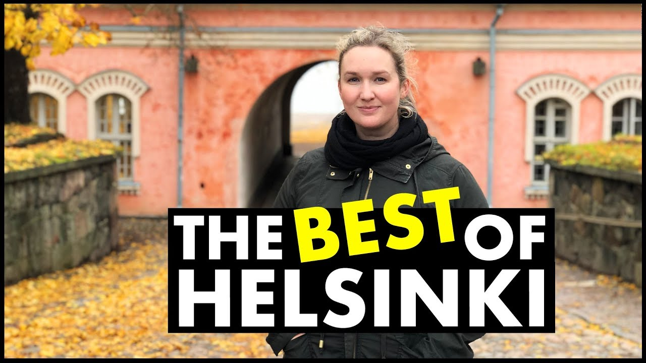 Ensimmäistä kertaa Suomessa 48 tuntia Helsingissä