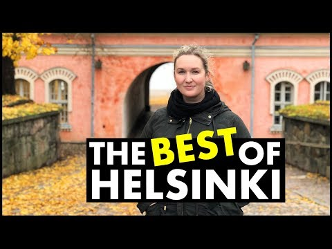 The BEST of Helsinki, Finland