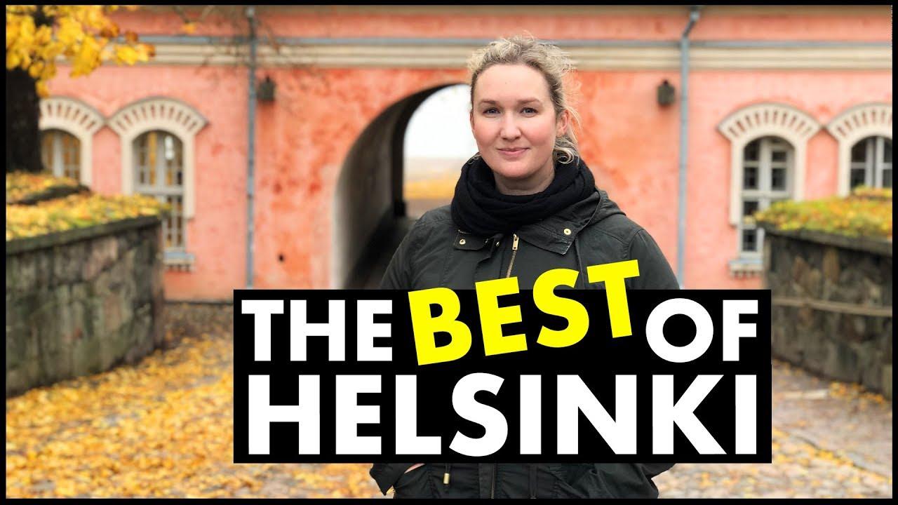 Download The BEST of Helsinki, Finland